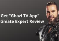 Ghazi TV App 2021: Ultimate Expert Review