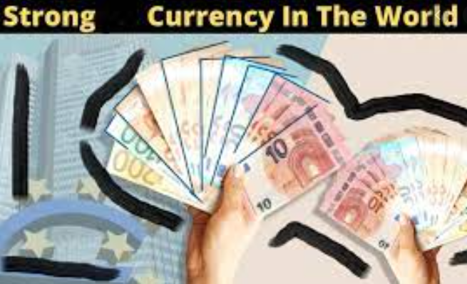 Top 5 Currencies Of The World 2021