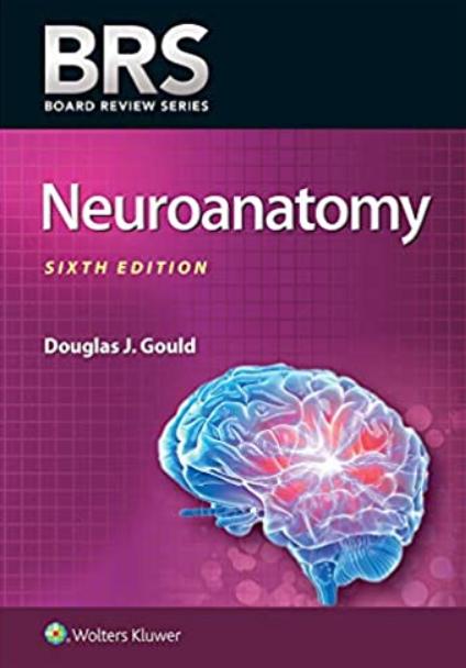 BRS Neuroanatomy 6th Edition PDF Free Download