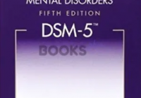 Download Diagnostics and Statistical Manual of Mental Disorders 5th Edition DSM-5 PDF Free