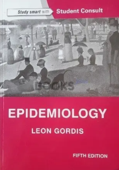 Epidemiology 5th Edition By Leon Gordis PDF Free Download