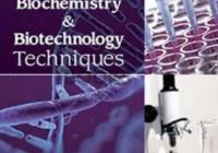Biochemistry & Biotechnology Techniques By Fatima Akram PDF Free Download