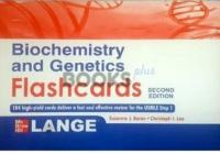 Biochemistry and Genetics Flashcards 2nd Edition LANGE PDF Free Download