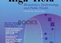 Download High-Yield Biostatistics, Epidemiology, and Public Health 4th Edition PDF Free