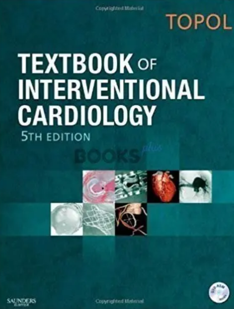 Textbook of Interventional Cardiology PDF Free Download
