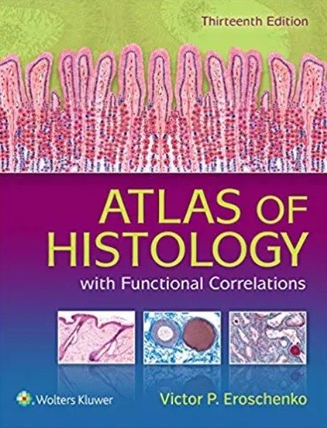 Difiore's Atlas of Histology with Functional Correlations 13th Edition PDF Free Download
